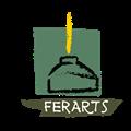 FerARTs Resim Heykel ve Seramik Sanatları Atölyesi – İzmir Logo